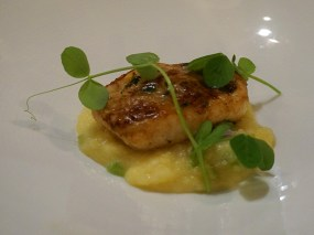Piccolo: Alaskan Halibut Cheeks